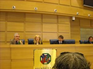 Francesco Karrer, Alessandra Fidanza, Marco Mattei, Paolo Menna