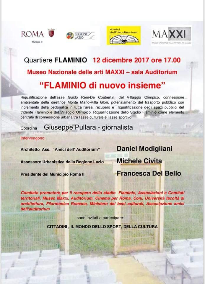 convegno Flaminio